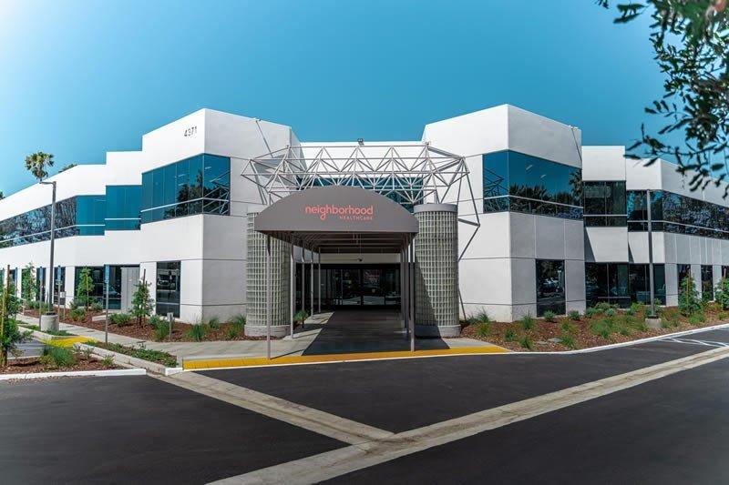 Neighborhood Healthcare Pace Center building